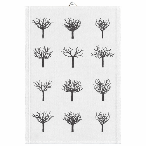 Winter Trees Tea Towel, 14 x 20 inches