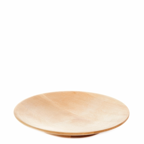 Wooden Plate, Large