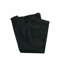 12 oz HEAVY WEIGHT KARATE PANTS BLACK