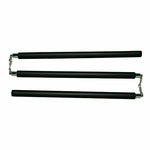 3 SECTION RUBBER STAFF - image 1