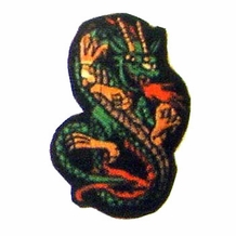 "4"" DRAGON PATCH"