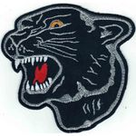 """4"""" PANTHER PATCH"""