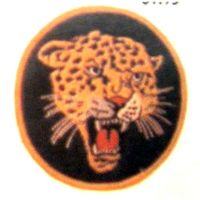 "5""JAGUAR PATCH"