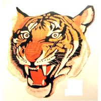 "9"" TIGER'S PATCH"