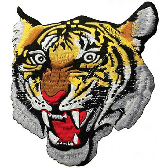 """TIGER'S PATCH 9"""""""
