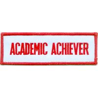 ACADEMIC ACHIEVER PATCH