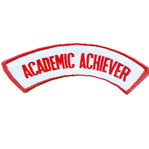 ACADEMIC ACHIEVER PATCH ARCH