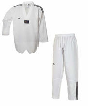 ADIDAS ADI CLUB TKD UNIFORM WITH 3 STRIPES