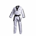 ADIDAS ADIFLEX TAEKWONDO UNIFORM WITH 3 STRIPE - image 1