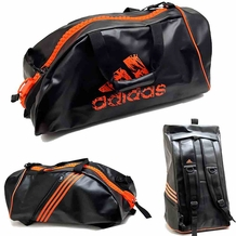 ADIDAS BLACK 2 IN 1 BAG