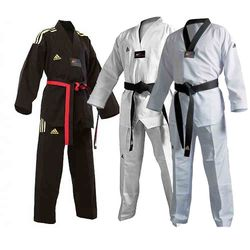 ADIDAS CHAMPION II TKD UNIFORM