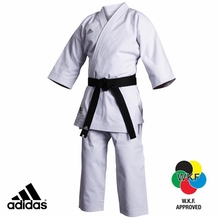 ADIDAS CHAMPION KARATE UNIFORM TOURNAMENT CUT
