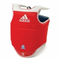 ADIDAS COMPLETE TAEKWONDO SPARRING GEAR SET WITH SHIN INSTEP - image 2
