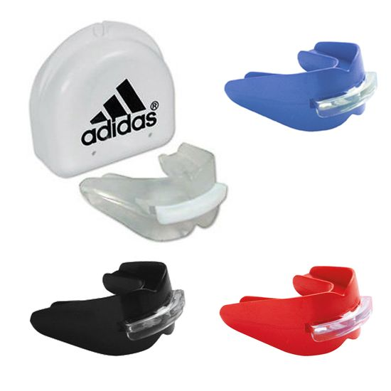 ADIDAS DOUBLE MOUTH GUARD WITH CASE