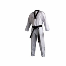 ADIDAS FIGHTER III TAEKWON DO UNIFORM W/STRIPES