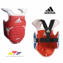 ADIDAS JUNIOR BODY PROTECTOR (REVERSIBLE)