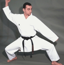 ADIDAS MASTER KARATE UNIFORM