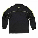ADIDAS TRACK SUIT JACKET BLACK - image 1