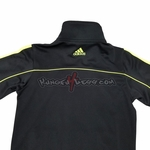 ADIDAS TRACK SUIT JACKET BLACK - image 3