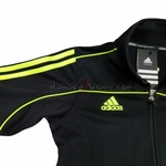 ADIDAS TRACK SUIT JACKET BLACK - image 4