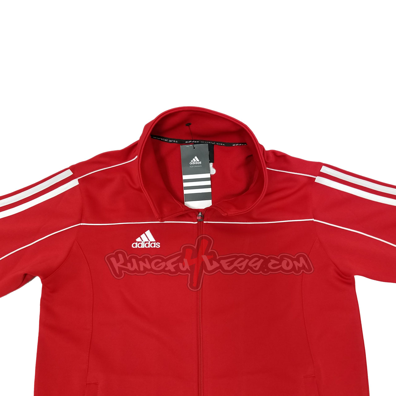 ADIDAS TRACK SUIT JACKET RED on sale only  44.95 fa8f149dd8b9