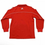 ADIDAS TRACK SUIT JACKET RED - image 1