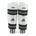 ADIDAS COMPLETE TAEKWONDO SPARRING GEAR SET WITH SHIN INSTEP - image 3