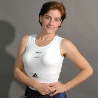 ADIDAS WOMAN CHEST PROTECTOR