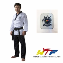 ADIDAS WTF POOMSAE UNIFORM FOR ADULT MALE