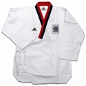 ADIDAS WTF POOMSAE UNIFORM FOR YOUTH MALE - image 1