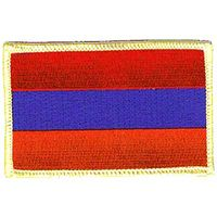 ARMENIA FLAG PATCH