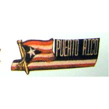 BANNER PUERTO RICO PATCH