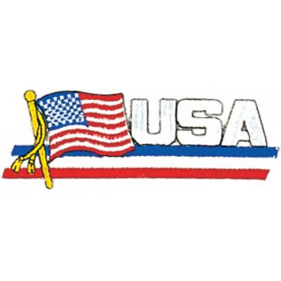 BANNER USA PATCH