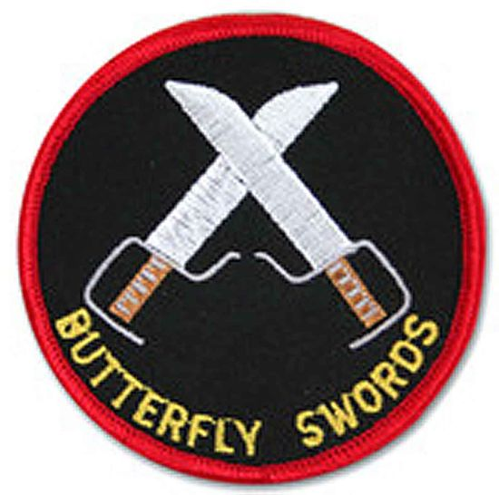 BUTTERFLY SWORD PATCH