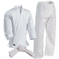 CENTURY 6oz WHITE KARATE UNIFORM