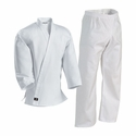 CENTURY 6oz WHITE KARATE UNIFORM - image 1