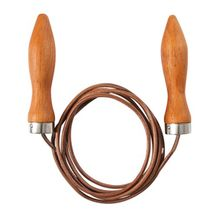 CENTURY LEATHER JUMP ROPE 8'