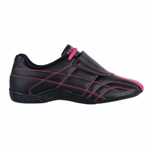 CENTURY LIGHTFOOT MARTIAL ARTS SHOE BLACK PINK