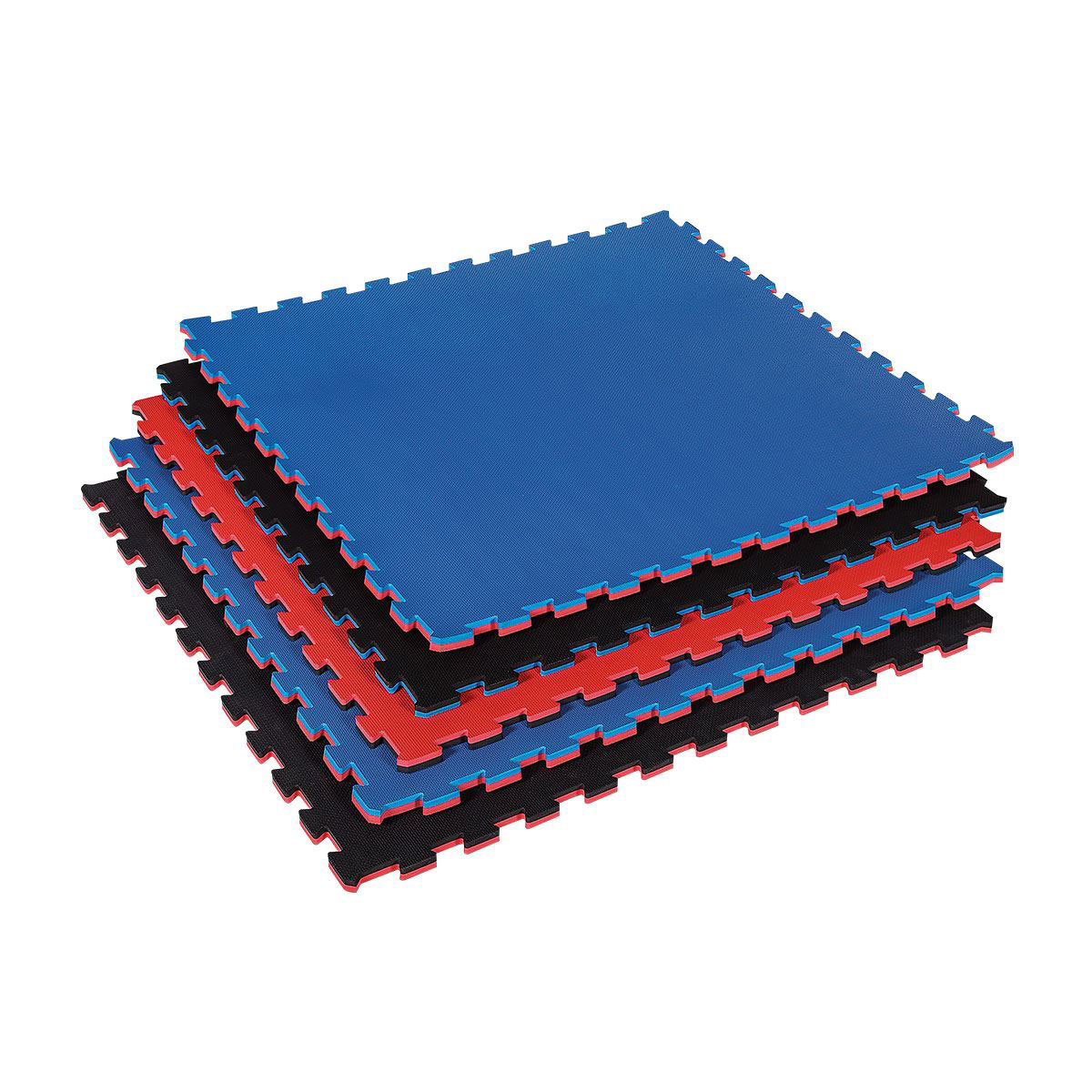 CENTURY REVERSIBLE PUZZLE SPORT MAT RED/BLUE On Sale Only