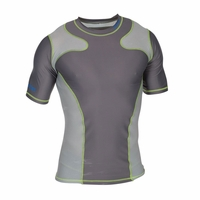 CENTURY SHORT SLEEVE RASH GUARD