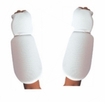 COMPLETE CLOTH SPARRING GEAR SET W/ SHIN & INSTEP, GROIN & BAG - image 5