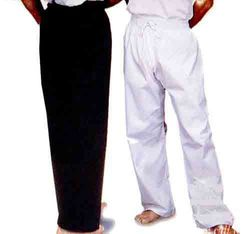 MIDDLE WEIGHT PANTS POLY/COTTON