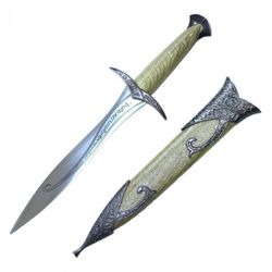 DAGGER WITH SCABBARD 11.25""