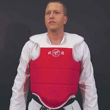 DELUXE CHEST PROTECTOR WITH SHOULDER