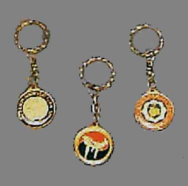 DELUXE KEYCHAIN W.T.F or K.T.A
