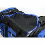 DELUXE SPORTS BAG WITH MESH TOP - image 1