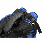 DELUXE SPORTS BAG WITH MESH TOP - image 4