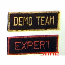 DEMO TEAM PATCH