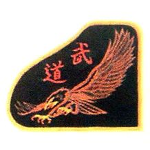 EAGLE BUDO PATCH