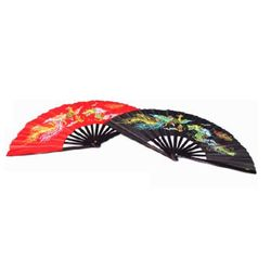 Kungfu4less com offers different kinds of martial arts fans made